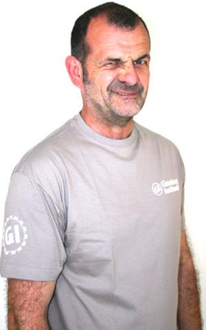 GI T-Shirt, grau für 25,00 €